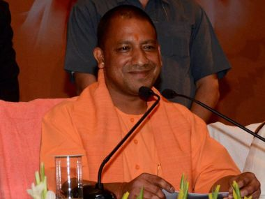 BSP leaders meet Yogi Adityanath allege Mayawati not provided proper security
