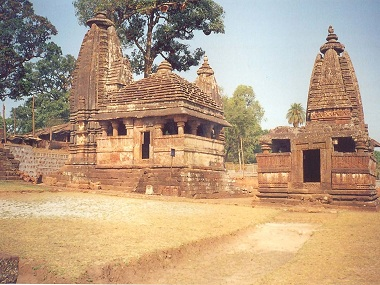 File image of an ancient temple in Amarkantak. Wikimedia Commons