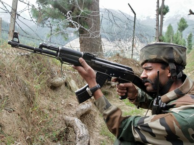 Indian Army foils infiltration bid, kills two militants in Uri sector of Jammu and Kashmir; search operation underway