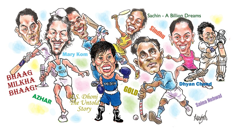 Sachin: A Billion Dreams, Saina Nehwal — Sports biopics have found favour in Bollywood