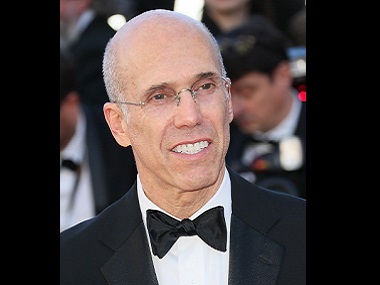 Cannes 2017 Jeffrey Katzenberg wins honorary Palme dOr calls festival Olympics of film industry