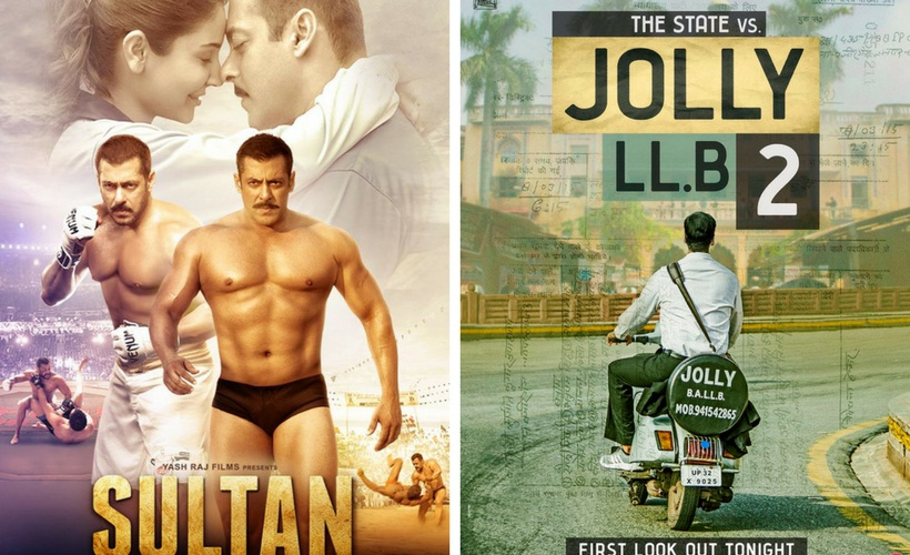 Akshay Kumar starrer Jolly LLB 2 surpasses Sultan and Kaabil in TV ratings