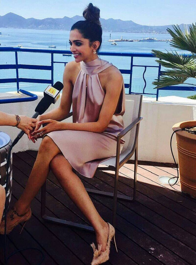 Cannes 2017 Check out Deepika Padukones many outfits on Day 1 of the film festival