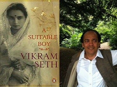 A Suitable Boy BBC to adapt Vikram Seths novel into an eight part TV series