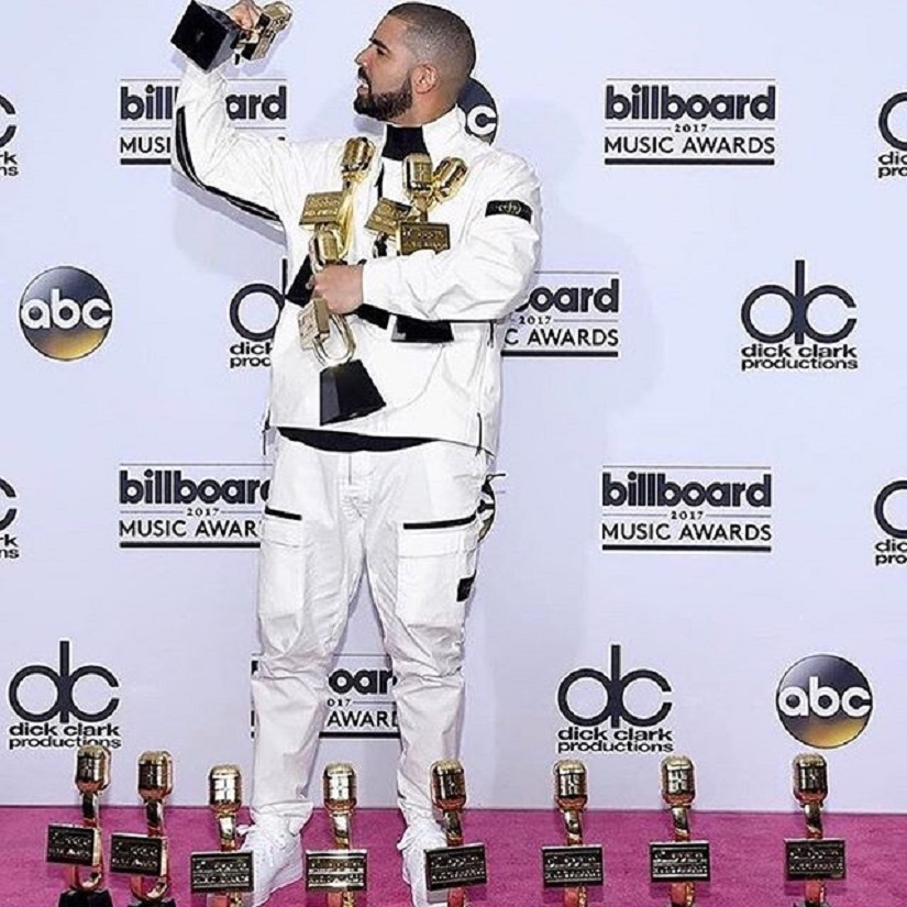 Billboard Music Awards 2017 Nicki Minaj Drakes performances and other best moments