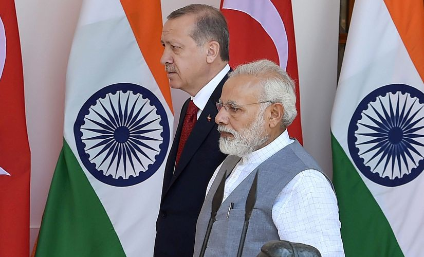 One doesn't need to look any further than Turkey President Recep Tayyip Erdogan's comments on Kashmir to understand how miserably India punches below its weight as an 'emerging Asian giant' and a 'global soft power'. PTI