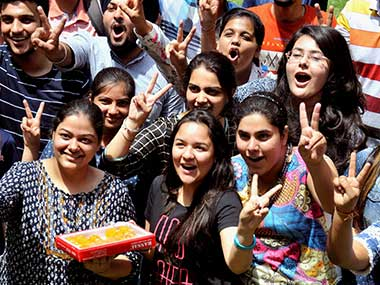 ICSE Class 10 ISC Class 12 board exam results 2017 declared Kolkatas Ananya Maity is ISC topper