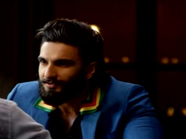 Ranveer Singh on his character of Alauddin Khilji in Padmavati: 'You would love to hate him'