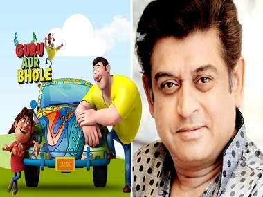 Kishore Kumars son lends voice to cartoon character inspired by legendary singer