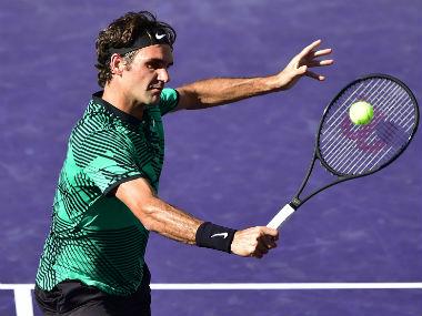 File photo of Roger Federer. AFP