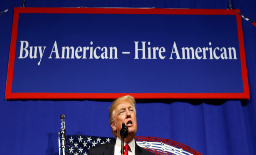 Two narratives on either side of the H1B drawbridge/ Reuters