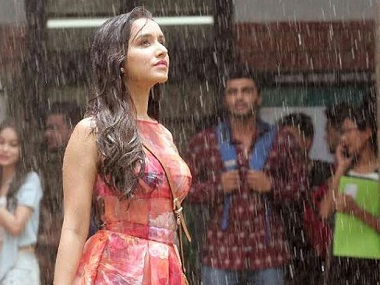 Shraddha Kapoor as Riya Somani in 'Half Girlfriend'