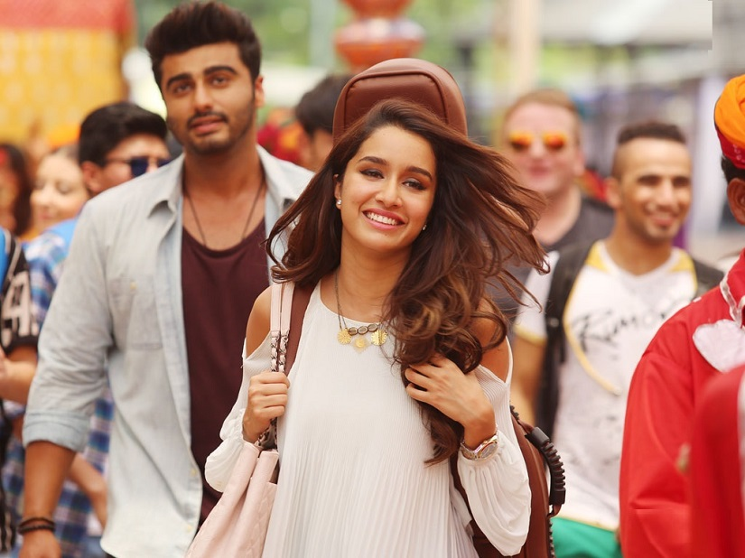 Half Girlfriend quick review Arjun Shraddhas romance follows Chetan Bhagats script