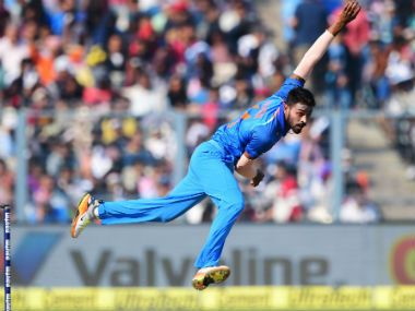 File photo of Hardik Pandya. AFP