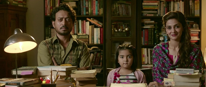 Hindi Medium quick review Irrfan Khans film makes you laugh but doesnt hit you hard