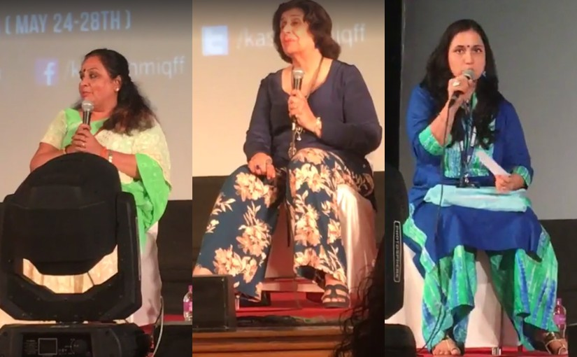 Kashish Queer Film Festival 2017 Panel of parents discusses acceptance inclusion and activism
