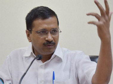File image of Arvind Kejriwal. Getty Images