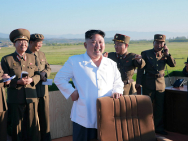 North Korea will develop more powerful weapons Kim JongUn warns US after latest ballistic missile test