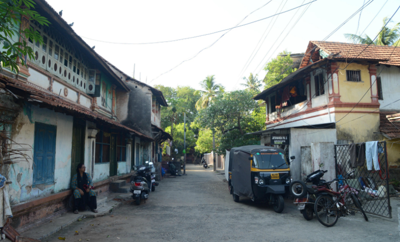 Kudumbi settlement in Mattancherry. Photo courtesy: Rajesh Kumar