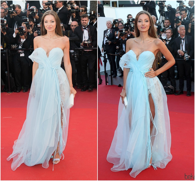 Cannes 2017 From Bella Hadid to Uma Thurman a list of who wore what at the film festival