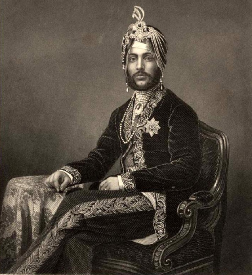 The Black Prince A new film brings the story of Punjabs last king Maharaja Duleep Singh to life