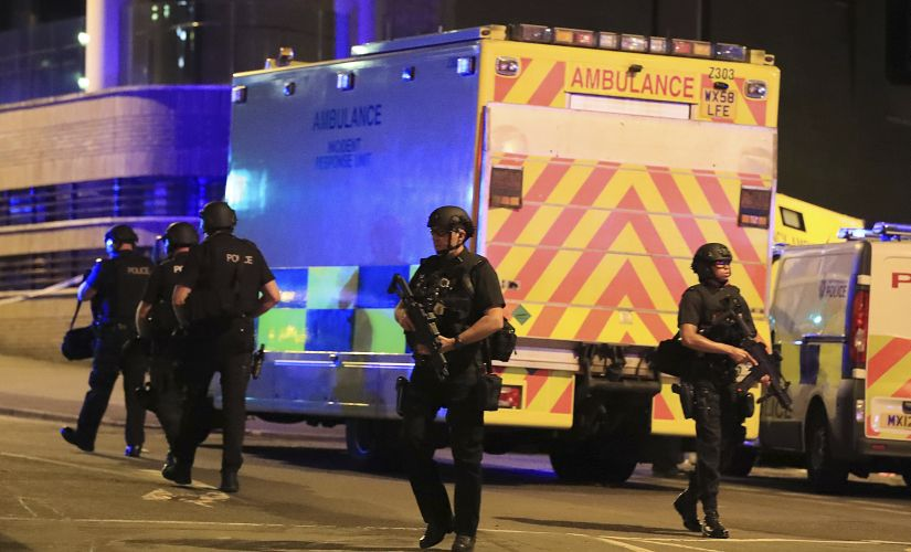 Manchester Arena terror attack 19 killed at Ariana Grande concert US intel suspects lone man