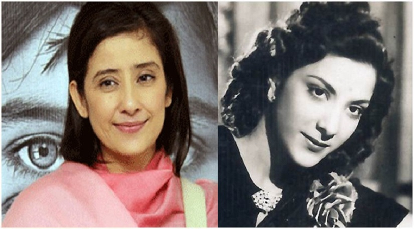 Manisha Koirala on playing role of Sanjay Dutts mother in Sanju Really honoured to play Nargis in the film