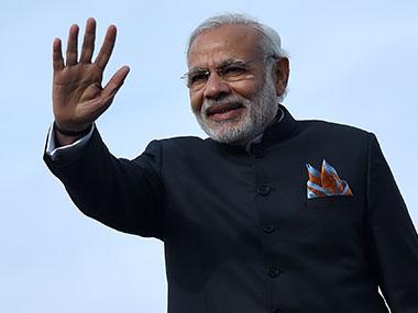 A file photo of Prime Minister Narendra Modi. AFP