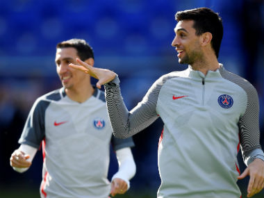 PSG headquarters Angel Di Maria and Javier Pastore homes raided in tax fraud probe
