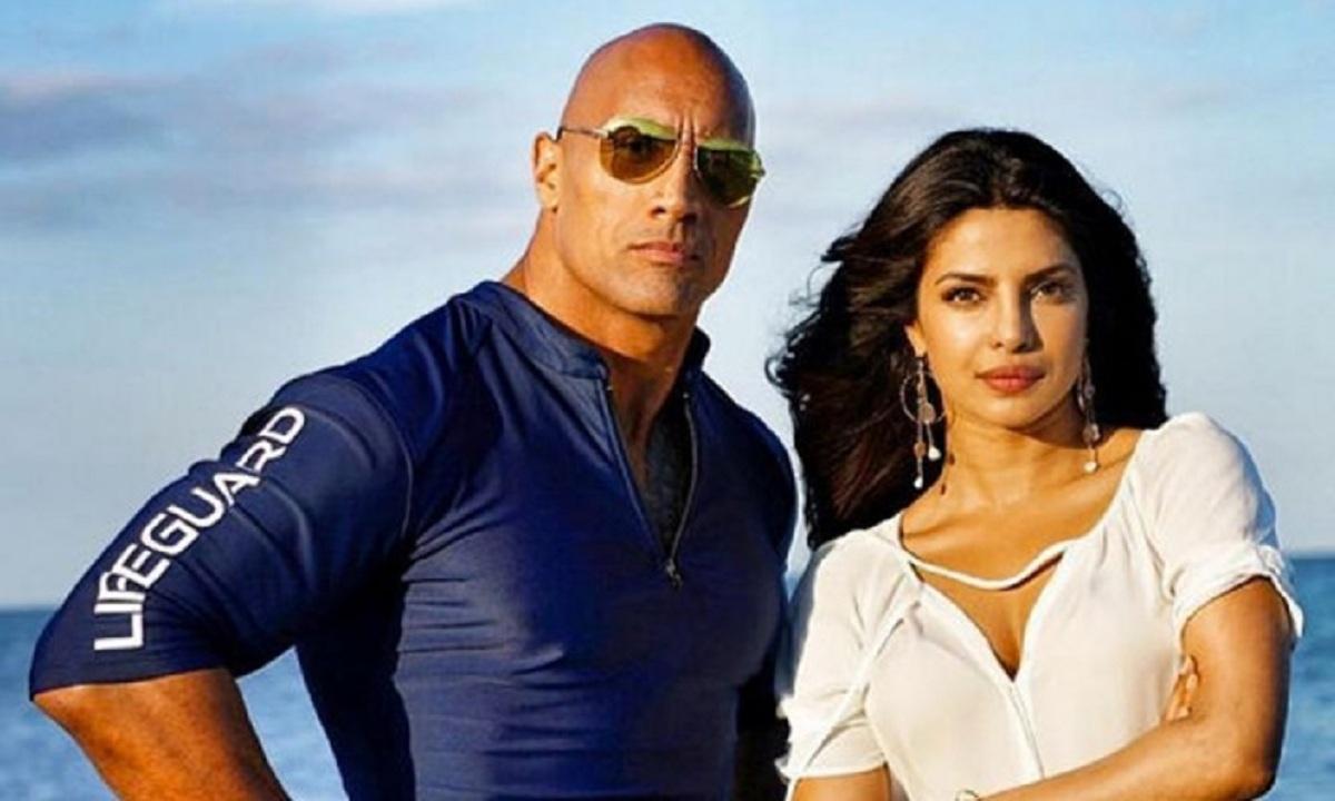 Baywatch review round-up: Priyanka Chopra under used, Dwayne Johnson only saving grace
