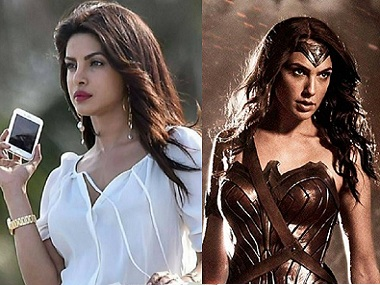 Priyanka Chopras Baywatch vs DCs Wonder Woman who will win at the Indian Box office