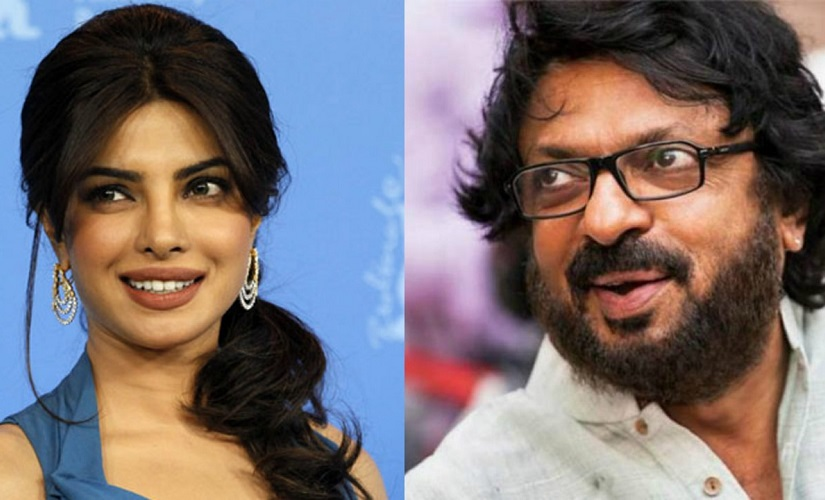 Priyanka Chopra to co-produce her next Bollywood film Gustakhiyan with Sanjay Leela Bhansali?