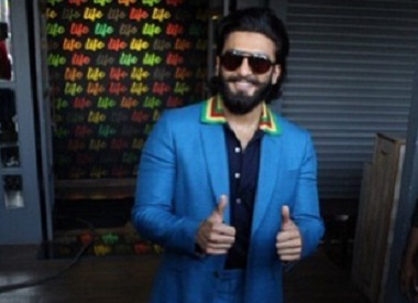 Ranveer Singh sustains head injury on Padmavati sets; resumes shoot after treatment