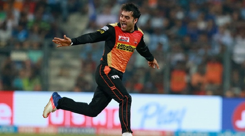 File image of Rashid Khan. Source: BCCI