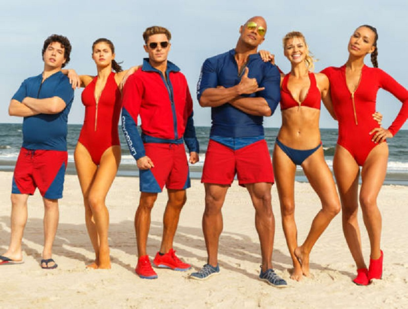 How India likes its women Bikinis in Baywatch are fine but sanitary napkins Still taxable