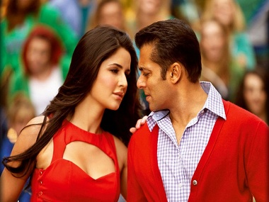 Salman Khan Katrina Kaif to reunite for Karan Johars Raat Baaki post Tiger Zinda Hai