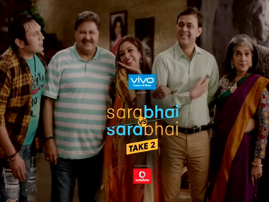 Sarabhai Vs Sarabhai Take 2 to go on air from 16 May; touted as fine blend of clean, crazy comedy