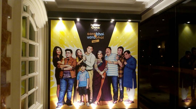 Sarabhai Vs Sarabhai Take 2 feels like an intimate Indian version of Friends