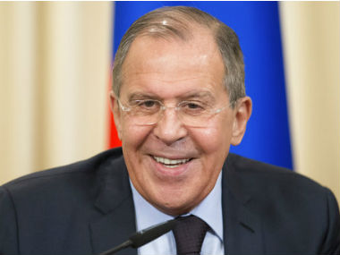 Russias foreign minister Sergey Lavrov insists dialogue open with US despite sanctions