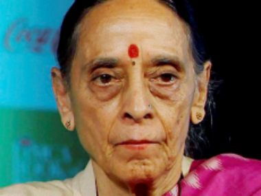 Justice Leila Seth first woman chief justice of state high court dies at 86