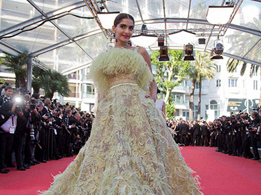 Cannes 2017 Film festival regular Sonam Kapoor claims she has no advice for Deepika Padukone