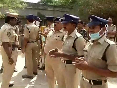 Seven killed in stampede in Tamil Nadu incident occurred during temple ceremony near Tiruchirappalli
