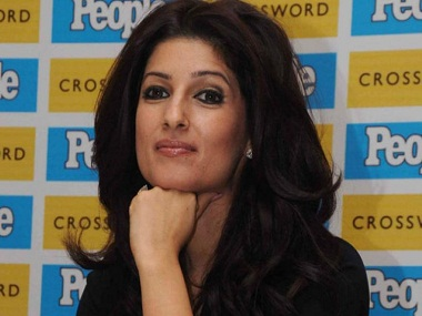Twinkle Khanna producer of Padman launches campaign for conversations on menstruation