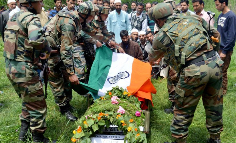 Ummer Fayaz killing: BJP govt must provide army in Kashmir with more teeth and seek to pacify youths