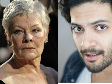 Judi Dench to visit Mumbai to promote upcoming film Victoria and Abdul with Ali Fazal