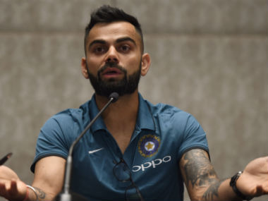 Champions Trophy 2017: Virat Kohli says disastrous season with RCB taught him to accept limitations
