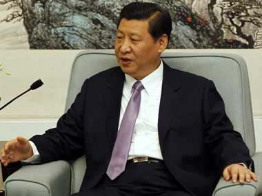 File photo of Chinese president Xi Jinping. Reuters