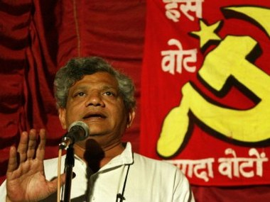 Narendra Modi is taking country into a dark past Sitaram Yechury condemns BJP govt
