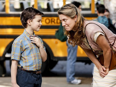 Young Sheldon first look: Younger, cuter counterpart to The Big Bang Theory's Sheldon Cooper