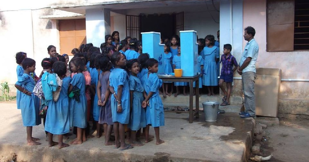 World Environment Day 2017 Suprio Das ZIMBA gives clean drinking water at the turn of a tap